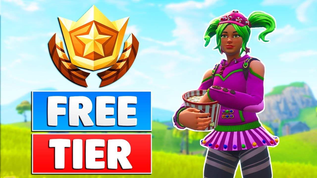 how to get the free battle pass 4 in fortnite