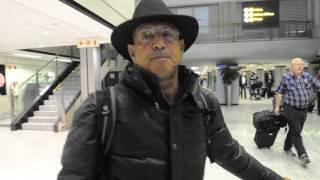 Ernie Lastig Solomons terug van Cannes Video Peter Abrahams