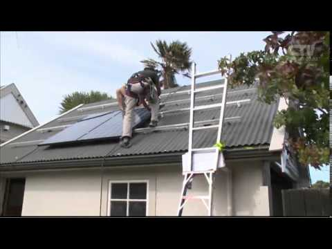 CTV News Story - Solar Power