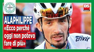 Giro di Lombardia / Alaphilippe: «Pogacar troppo forte, sono felice per Masnada» (English Version)