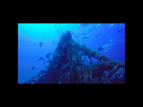 Althea Wreck Dive 26 July 2015
