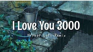 Download Reza Oktovian - I Love You 3000 Hiphop LoFi Remix ( Stephanie Poetri )