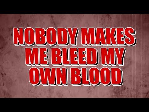 Battlefield - Nobody Makes Me Bleed My Own Blood