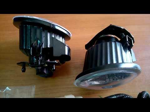 Противотуманные фары Infiniti FX35, FX45 Nissan Murano, Altima RS 04123