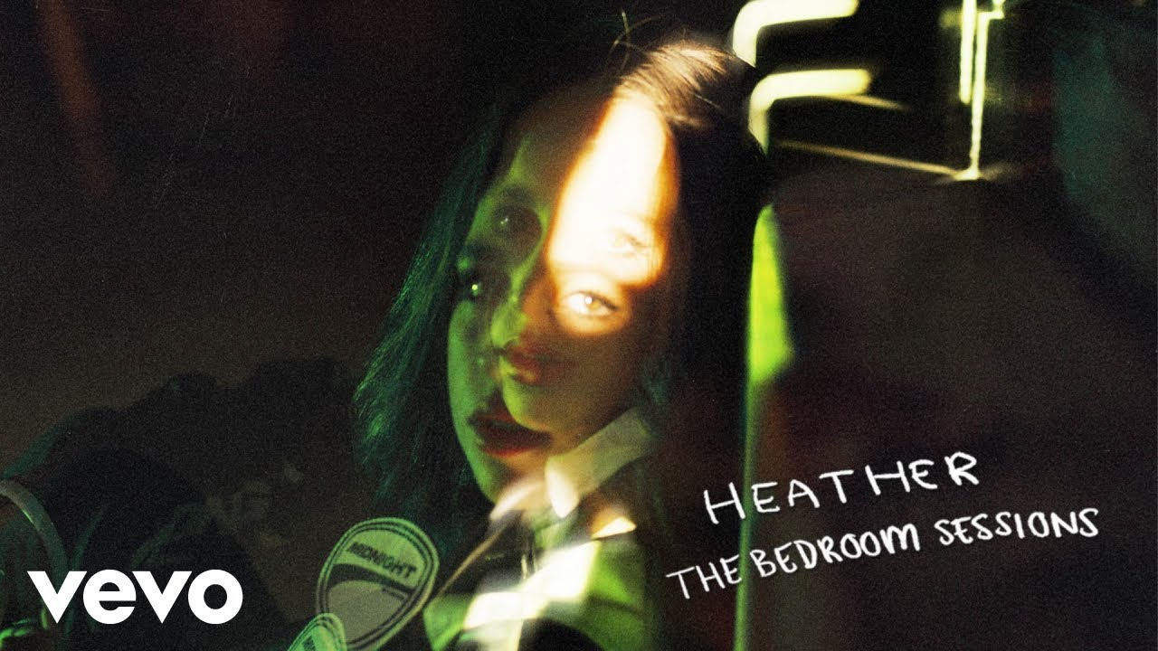 Tate McRae - Heather (the bedroom sessions (Audio))