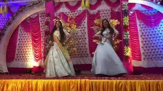 Chaudhary dance performance