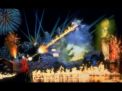 Fantasmic (Full Show) at Walt Disney World's Hollywood Studios - YouTube