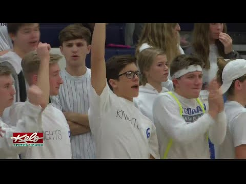 O'Gorman volleyball sweeps Brandon Valley