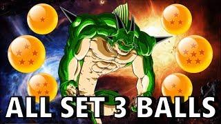 How to Collect THIRD SET of 250M Porunga Dragon Balls! (Global/JP) | DBZ Dokkan Battle