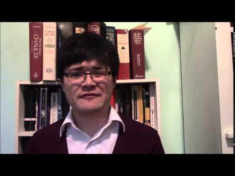 Literary Vlogs: The Epic of Gilgamesh