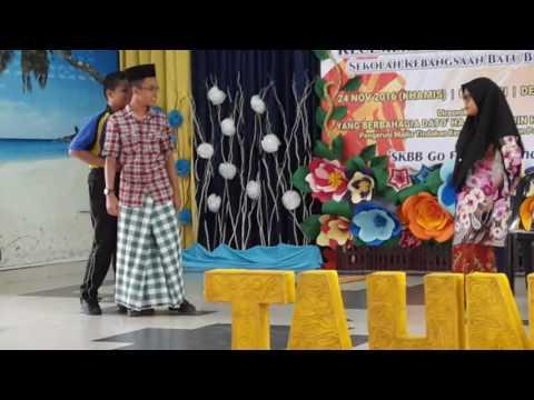 Persembahan Murid Tahun 6, HAKMu SK Batu Belah 2016 ~ Kisah Apai (part 1)