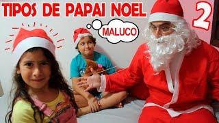 TIPOS DE PAPAI NOEL 2