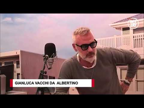 GIANLUCA VACCHI • RACCONTA LA NUOVA VITA DA DJ •