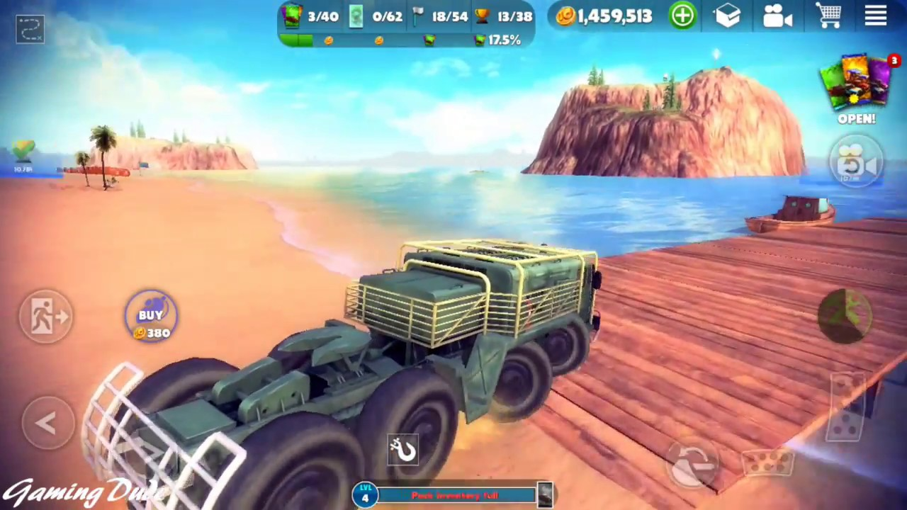 Off The Road - OTR Open World Driving - New TITAN Vehicle  | Game For Kids FHD