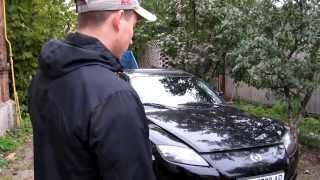 Обзор Тест-драйв Mazda RX-8 1.3 231л.с 2004г