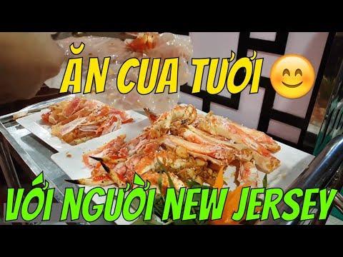 HẢI SẢN tươi sống bên bạn hiền NEW JERSEY chánh gốc dân Saigon    Guide Saigon Food