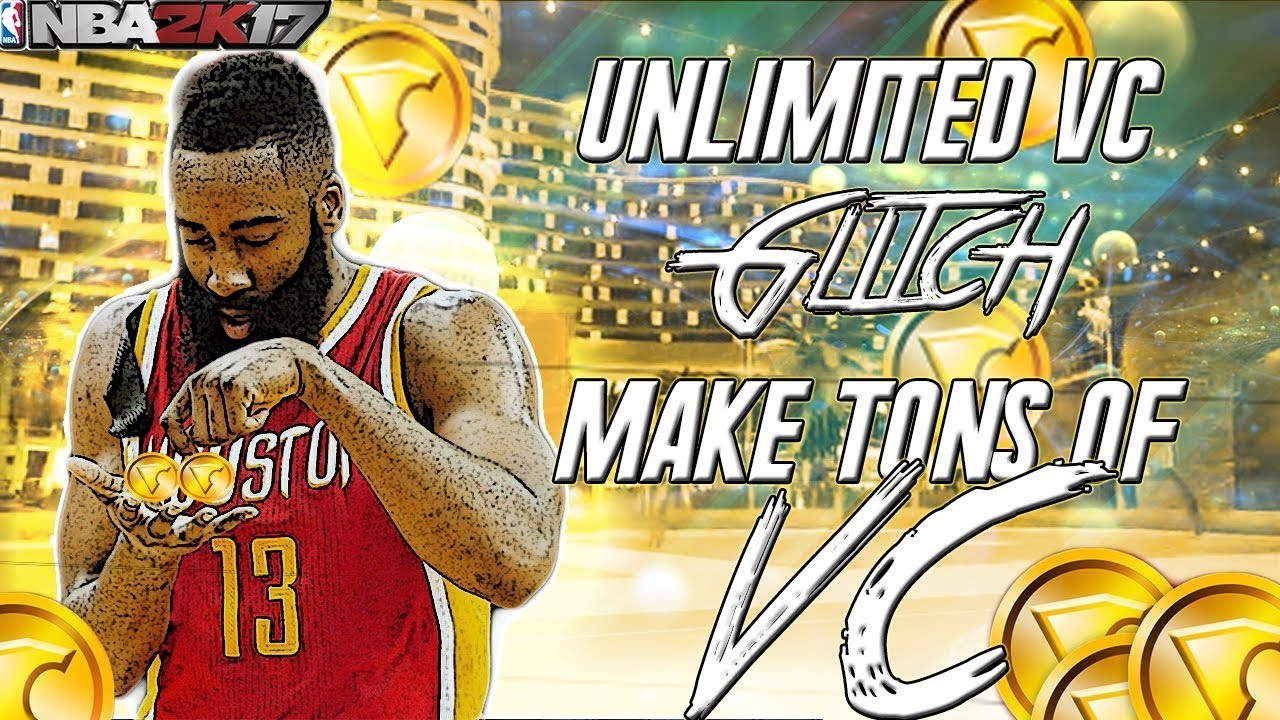 994877c6187d65 NBA 2K17 VC GLITCH! NEW UNLIMITED VC GLITCH! WORKS FOR BOTH PS4 AND XBOX   NEW  INSTANT VC!!!🔥🔥