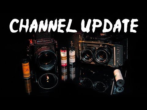 Channel Update June 2018 | Street Photography Workshops | Zine | New Gear