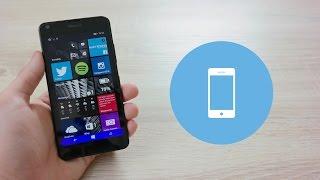Microsoft Lumia 640 LTE Recenzja Test Prezentacja Review PL