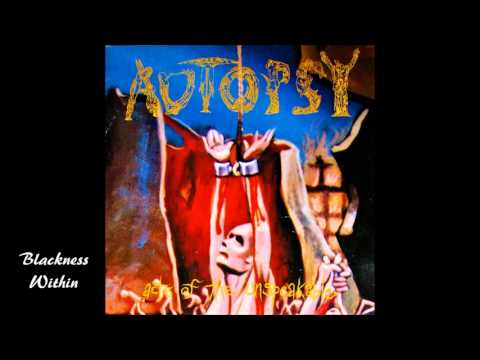 Autopsy- Acts Of The Unspeakable 1992 (FULL ALBUM) (VINYL RIP)