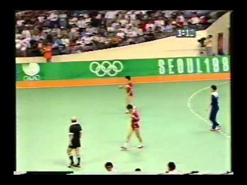 88올림픽 핸드볼 우생순의 시작