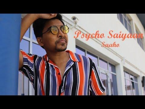 psycho-saiyaan- -summer-workshop- -choreography -saaho- -prabhas,-shraddha-kapoor- 