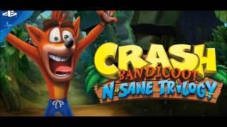 Crash Bandicoot N. Sane Trilogy - Heavy Machinery - PSX 2016 RIP - Some SFX