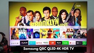 "Samsung Q8C 65"" QLED Review!"