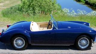 1958 MG MGA 1500 roadster