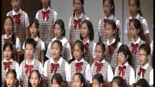 2014天母國小合唱團成果發表 隱形的翅膀