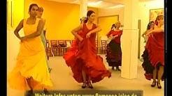 Gaby Herzog - Flamencoschule Jaleo TV Bericht
