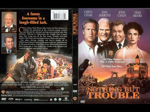 Nothing But Trouble(1991) Movie Review