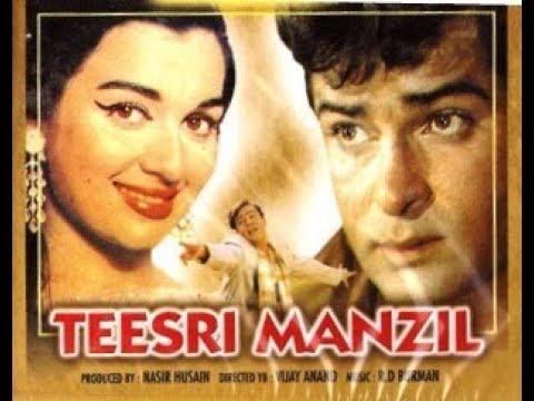 Классика индийского кино.  Третий этаж  (1966) Шамми Капур - Аша Парекх - Хелен. Русские субтитры