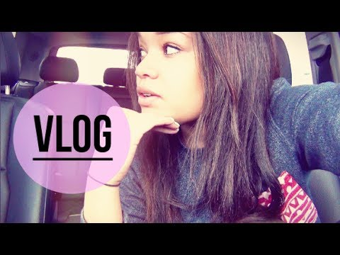 Vlog: Home for the Weekend!
