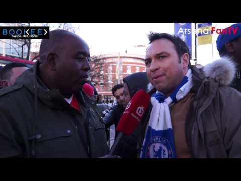 Chelsea 3 Arsenal 1 | I Told You Mesut Ozil Is Not World Class (Jason Cundy)