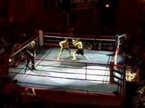 hippodrome Brandon Boggs vs Kyle Boucher
