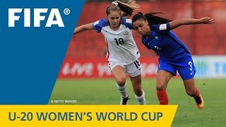 MATCH 5: FRANCE v USA - FIFA Women