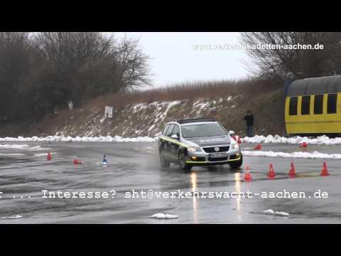 PKW-Sicherheitstraining Verkehrswacht Aachen e.V.