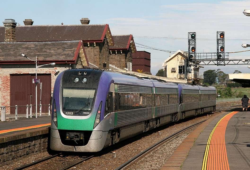 #2723. Поезда Австралии (классное видео)