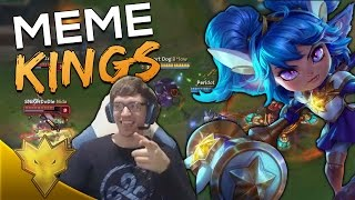 Sneaky & Meteos - MEME KINGS! - Season 7 Duo Queue Funny Moments