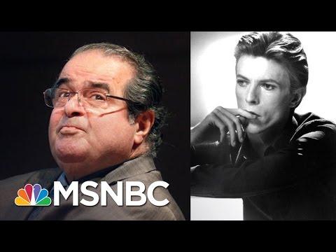 Those We Lost In 2016: Antonin Scalia, David Bowie, Prince, Muhammad Ali   Morning Joe   MSNBC