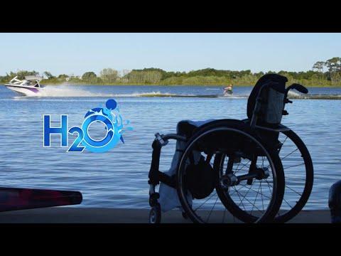 Canadian Adaptive Water Ski Camp 2019