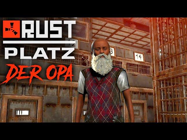 RUSTplatz [S2] #35 👴🏻 Mit Dhalucard im Escape Gefängnis 💥 Roleplay Projekt [Deutsch]