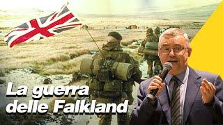 ... alessandro barberocome scoppiano la guerre? guerra delle falklandil 2 aprile 1982 truppe argentine sbarcarono...