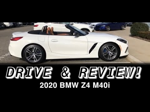 2020 BMW Z4 M40i | Drive & Review!
