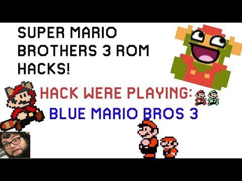 I THINK BLUE SUITS ME   LP: Blue Mario Bros 3 PT. 1
