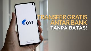 Transfer Gratis Antar Bank, Anti Ribet! (Review OY! Indonesia)