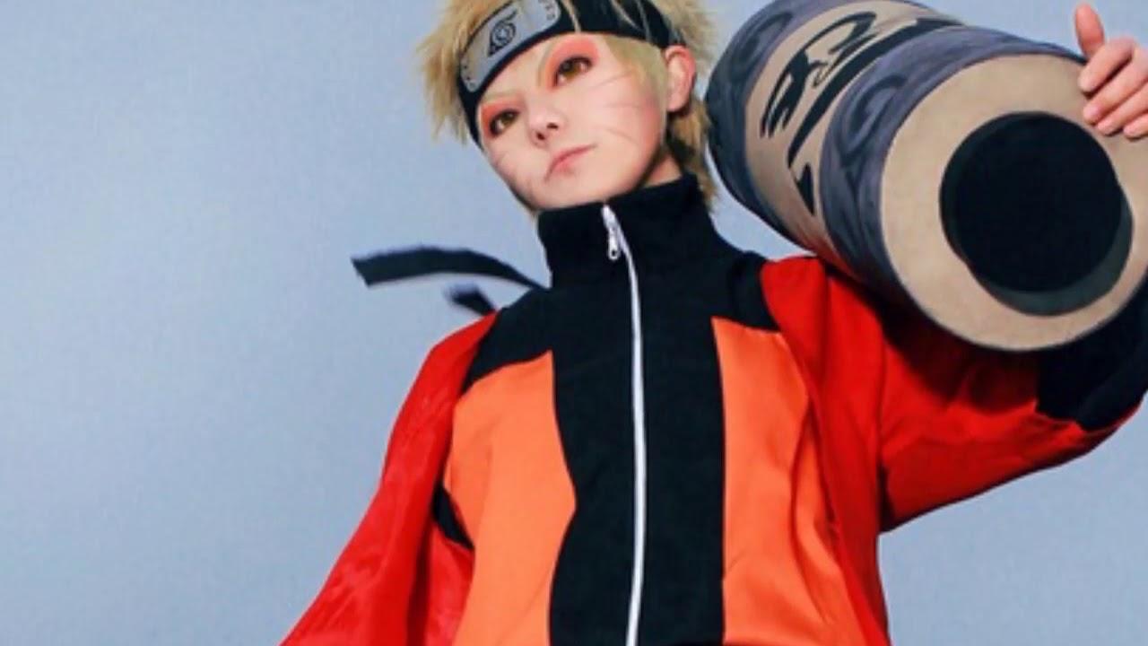 Karakter Karakter Naruto Di Dunia Nyata