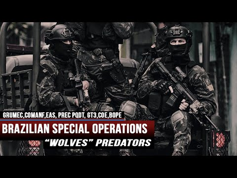 "Brazilian Special Operations - ""Champions Never Die"" 2019¹"