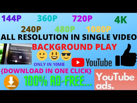HOW TO  DOWNLOAD YOUTUBE  VIDEOS {AD-FREE/BACKGROUNDPLAY}YOUTUBE ALL PREMIUM FEATURES #TechAnywhere